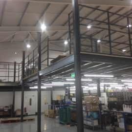 We buy mezzanine floors