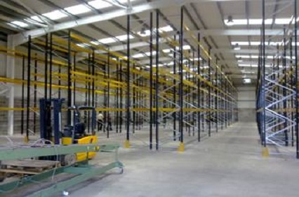 Linco PC pallet racking