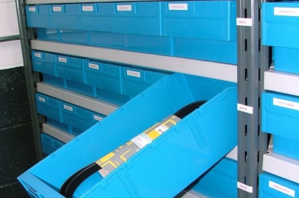 specialist storage solutions from Linco
